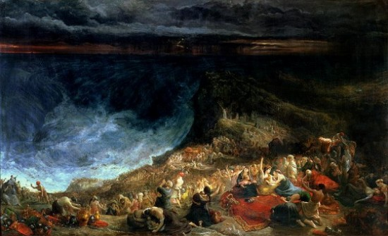 The-Delivery-of-Israel-Pharaoh-and-his-Hosts-overwhelmed-in-the-Red-Sea-1825-xx-Francis-Danby2-e1337874156882