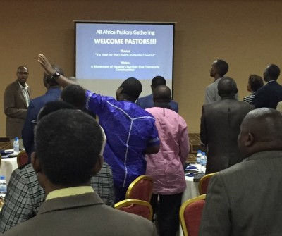 All Africa Pastors Gathering